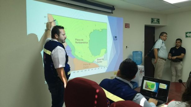 Refuerzan programa para minimizar consecuencias de siniestros o sismos