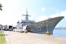 Zarpa buque Zapoteco con 30 toneladas de solidaridad sonorense