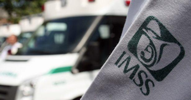 IMSS ha atendido a más de 477 afectados por sismo