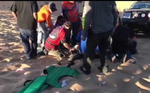 Saldo rojo en travesía 2017, muere una persona arrollada
