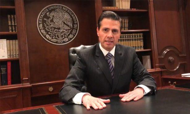Somos optimistas y vamos a concluir renegociación del TLCAN: Peña Nieto