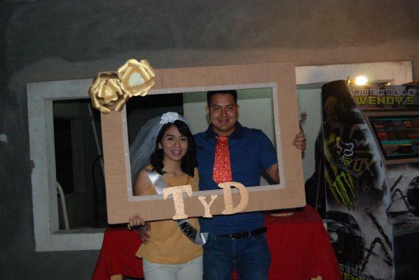 Se casarán Tania y Daniel