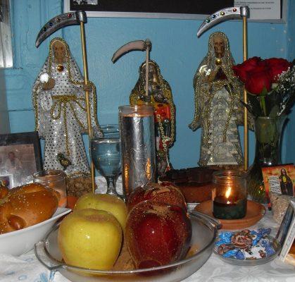 "Incompatible el culto a la ""Santa Muerte"" con la fe católica"