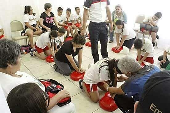 Cruz Roja ofrecerá cursos de primeros auxilios