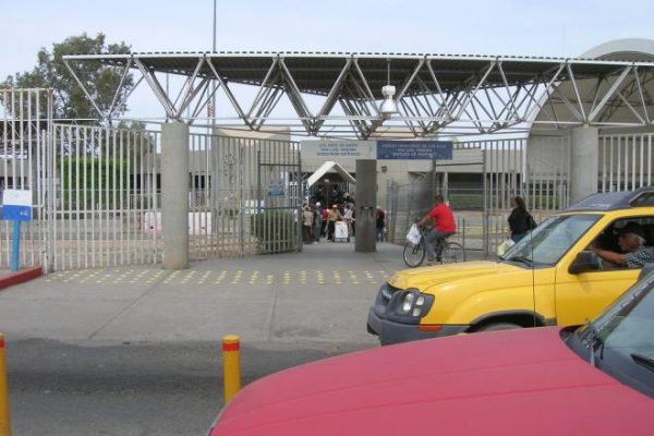 Construcción de paso peatonal en la Garita de San Luis, tendrá un costo de 6 MDD
