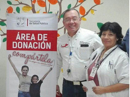 San Luis única ciudad en la región con banco de sangre