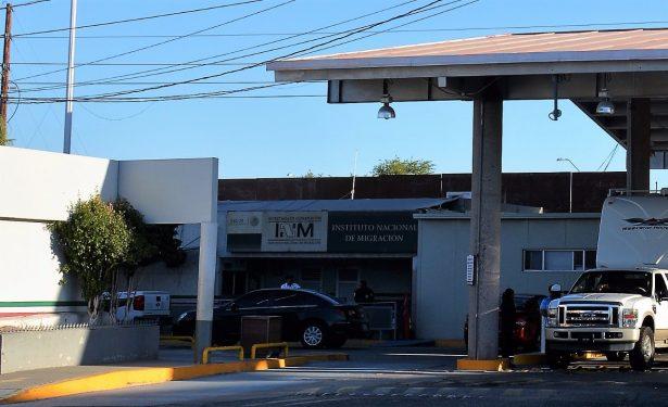 No se informa sobre deportación de ex convictos al llegar ala frontera