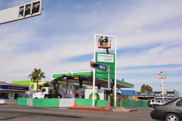 BP celebra apertura de segunda estación de servicio