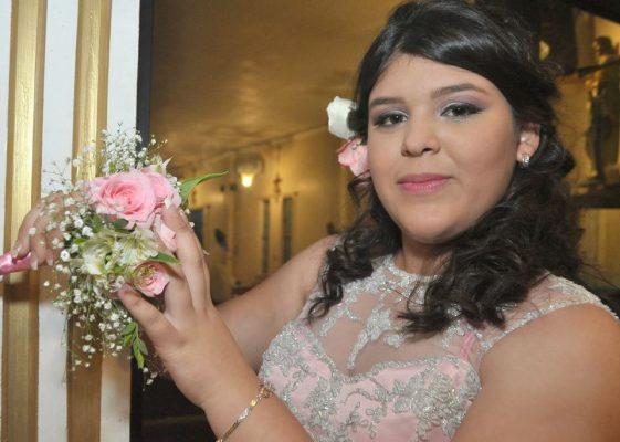Celebran a Dayana Paola
