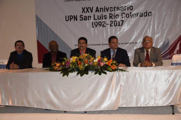 Celebra aniversarios la UPN San Luis