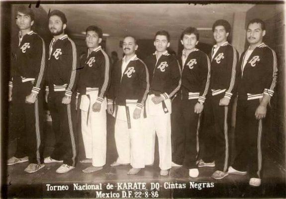 Karatecas sanluisinos en el seleccionado sonorense