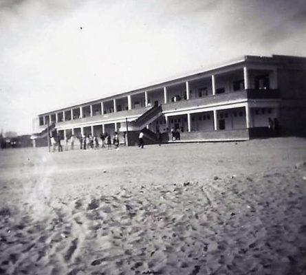 Primer edificio de la secundaria 22