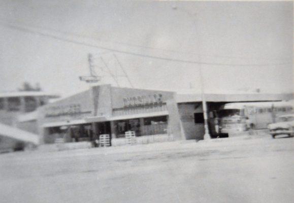 Nostalgia por la Terminal de Autobuses