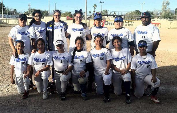 San Luis Liga Femenil entre las tres Mejores del Estado