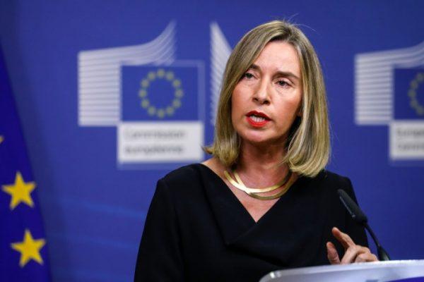 Unión Europea intentará en en Washington salvar acuerdo nuclear iraní
