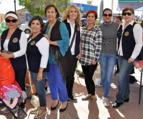 Actividad de Damas Rotarianas
