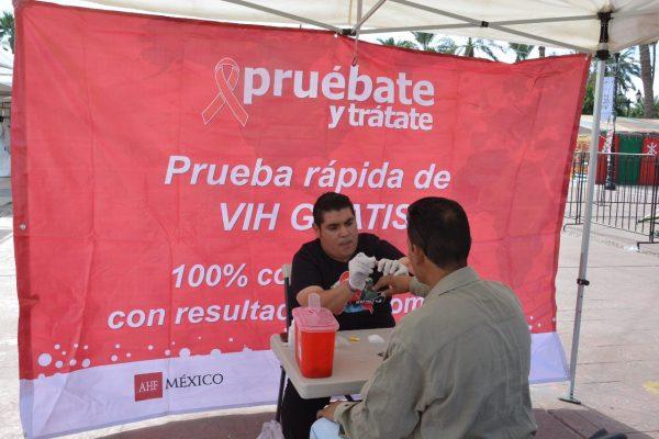Verter ha detectado 25 casos de VIH