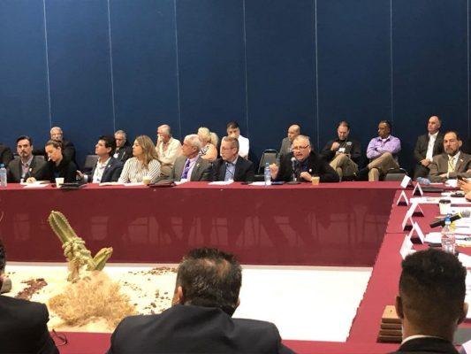 Espera Gobierno de SLAZ que México libere proyecto de mejoras de aduana para empatar ampliación de infraestructura