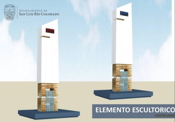 Habrá monumento al centenario