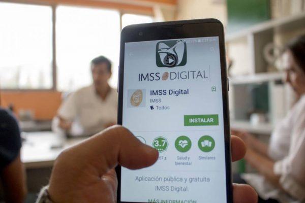 A través de IMSS Digital, hijos de asegurados pueden ser dados de alta