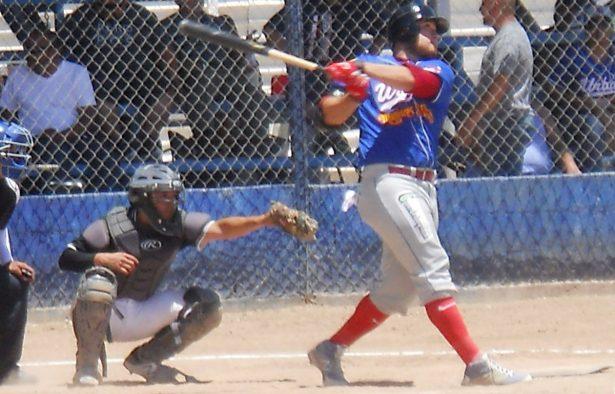 En la Temporada 2017 del beisbol de la Liga Rural Agrario