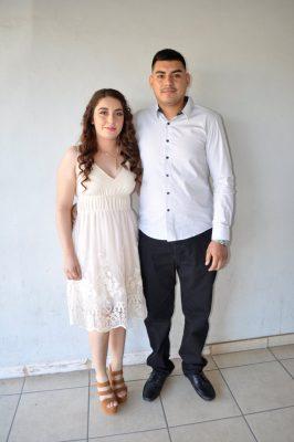 Se unen Alberto y María