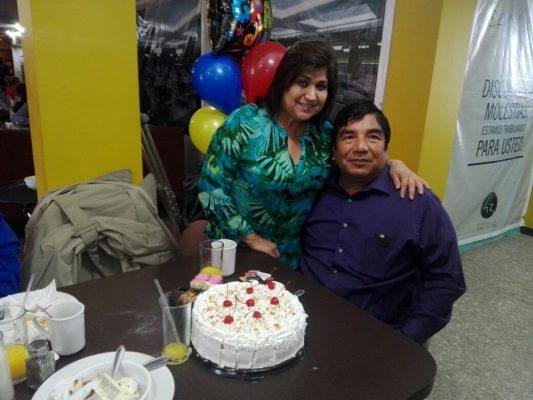 Felicitan a José Luis