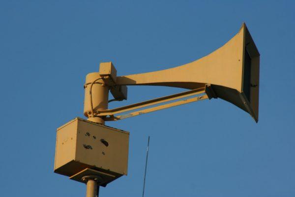 Sonarán sirenas en Yuma para pruebas de alarmas químicas