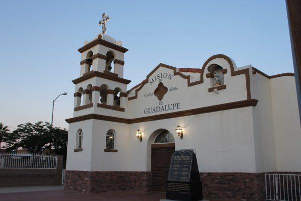 Invita a Centenario de Misión de Guadalupe en Yuma