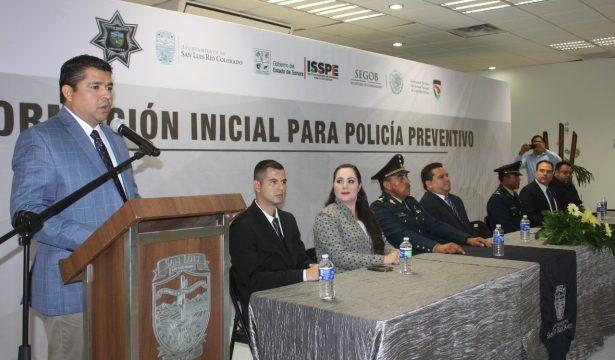 Cuenta Policía Municipal con nuevos elementos
