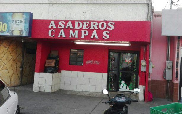 """Desde 1962 asadero """"Los Campas"""" Sabor y sazón que se cuidan con celo"""