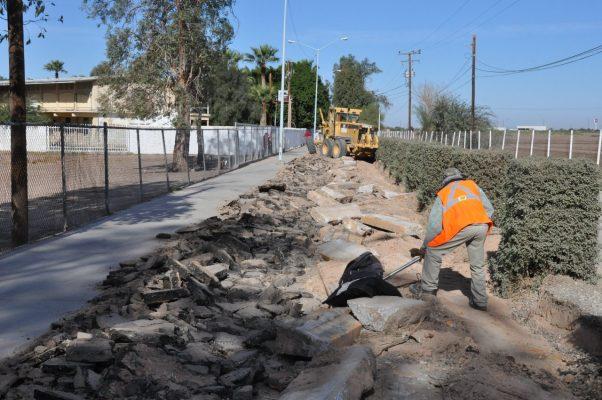 Invertirá Ayuntamiento 1 millón de pesos en obra del CBTIS 33
