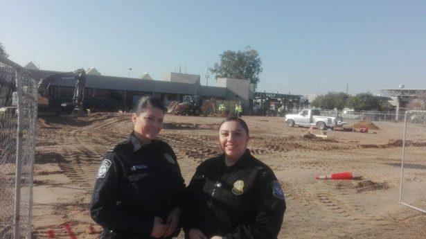 Muestra avances remodelación de Garita peatonal en SLAZ