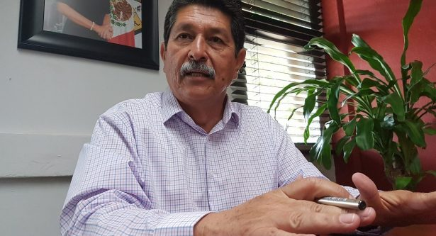 Niega Isidro Arenas  haya estructura  electoral en la UES