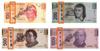 Circular billetes falsos es un delito