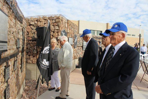 Honra agencia no lucrativa a veteranos de guerra