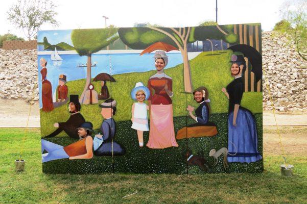 Acercan el arte a la comunidad