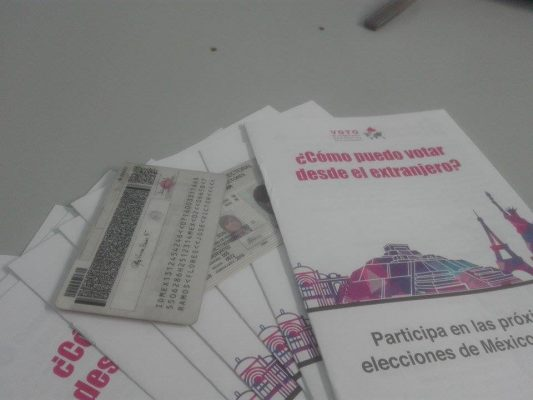 Doble ciudadanía de connacionales fronterizos podría implicar doble voto