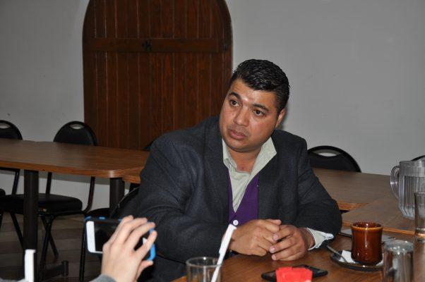Logra Josué Castro aspiración a candidatura