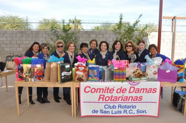 Organizan emotivo festejo por Día de Reyes