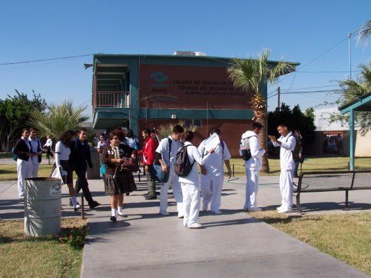 A clases alumnos de prepa