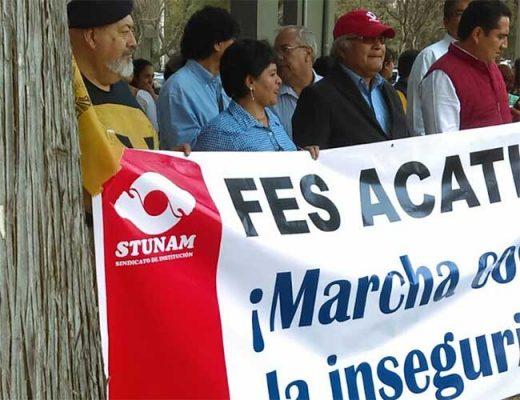 Tras asalto a maestra, FES Acatlán exige que se refuerce seguridad