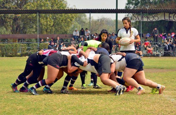 Clasifica al nacional de rugby equipo de Vikingas