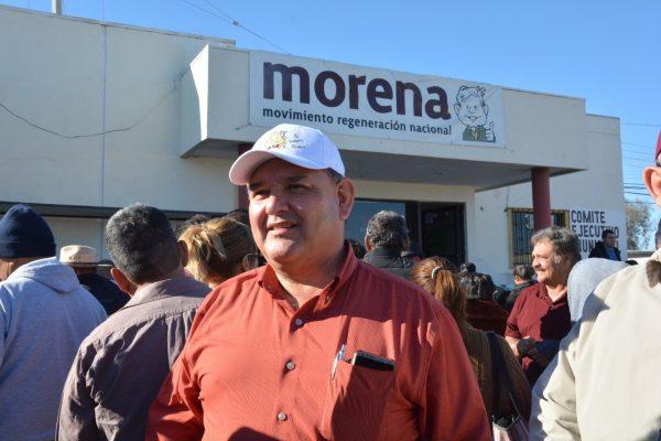 Se registran precandidatos de Morena en San Luis