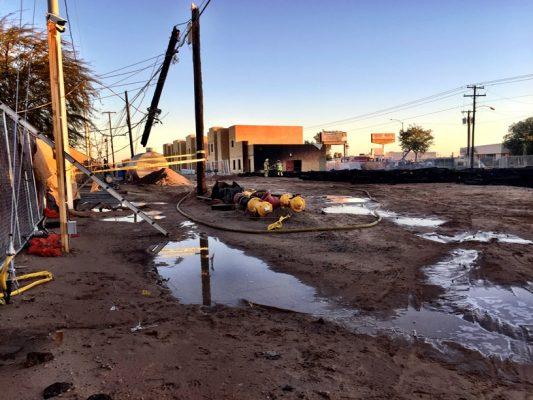 Aumenta a 10 mil dólares recompensa para resolver incendio en viviendas de Yuma