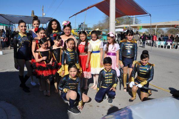 Participan en Fiestas Patronales