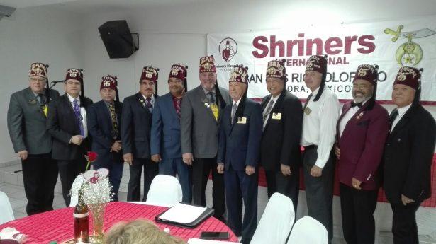 Shriners San Luis ayudan a la niñez desde 1974