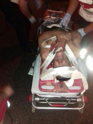 Arrollan a ciclista y lo dejan gravemente lesionado