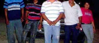 Detienen a polleros con 9 indocumentados en Cadereyta