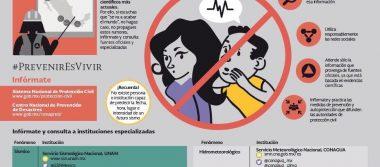 Evita el pánico: no difundas noticias falsas tras sismos
